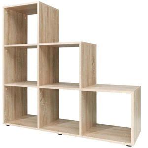 CASIER POUR MEUBLE 10 Cube étagère de rangement DIY Bibliothèque en b