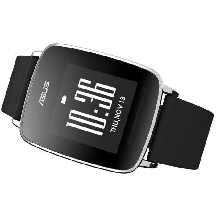 ASUS VivoWatch Suivi d'activités avec sangle noir monochrome Bluetooth 50 g