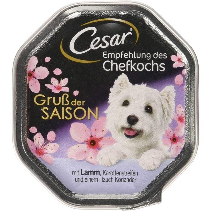 Cesar Nourriture pour Chien de Nourriture, recommandation du Chef dans Coque 692448