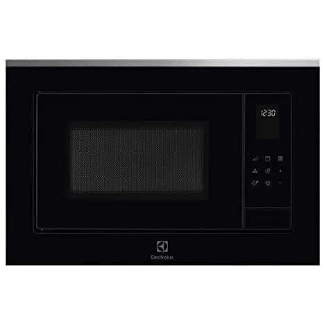 Electrolux - lms4253tmx - Micro-ondes gril encastrable 25l 900w noir-inox s&Atilde&fnof&Acirc&copyrie 600