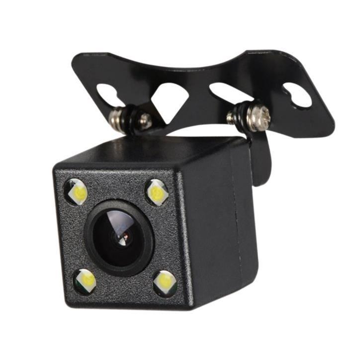 Caméra de recul pour voiture Caméra de recul HD Caméra de recul Caméra de recul pour voiture, noir