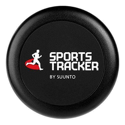 Suunto SS022154000 - MONTRE CARDIO - Tracker d`Activité Mixte Adulte, Noir