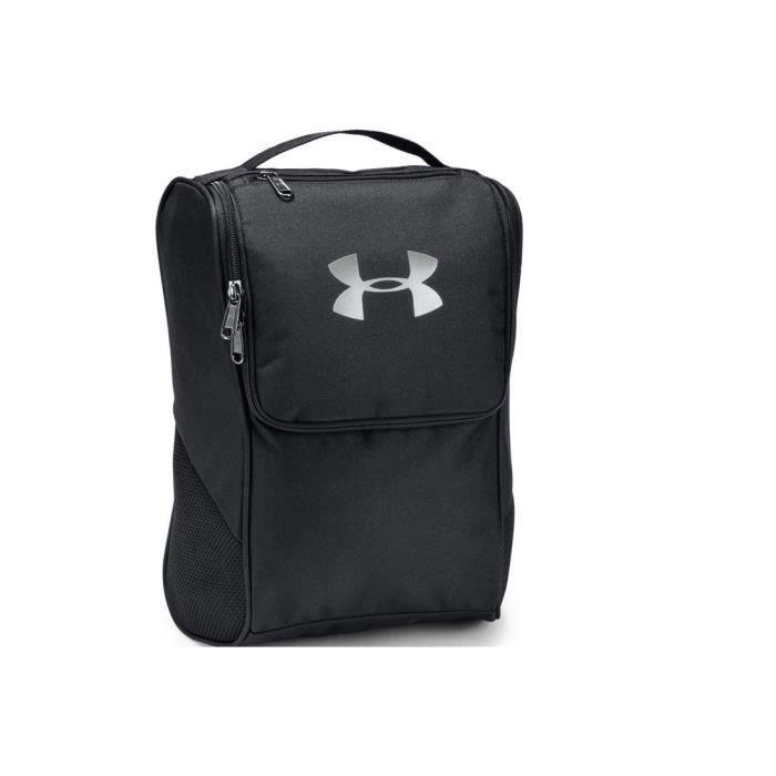 Under Armour Shoe Bag 1316577-001 sac de sport unisexe Noir