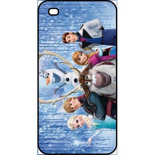 Coque iphone 4 reine des neiges