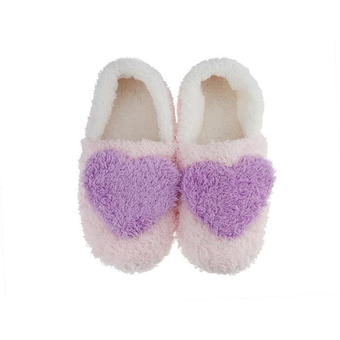 Achat > chaussons fantaisie adulte