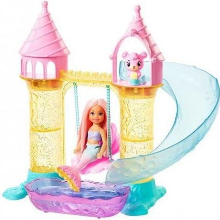 Jeu De Barbie Et Le Secret Des Sirenes Achat Vente Jeux Et Jouets Pas Chers