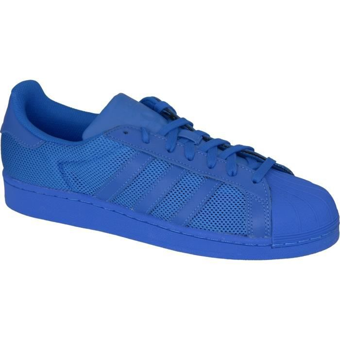 Adidas Superstar Blue B42619 Homme Baskets Bleu