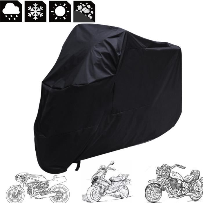 housse de protection moto b che moto ext rieur couverture
