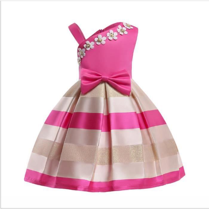 Fille Princesse Robe Pour Bebe Fille Enfants Fantaisie Party Porter Enfants Fille Cosplay Costume Vetements Ruouge Achat Vente Robe De Mariee Cdiscount