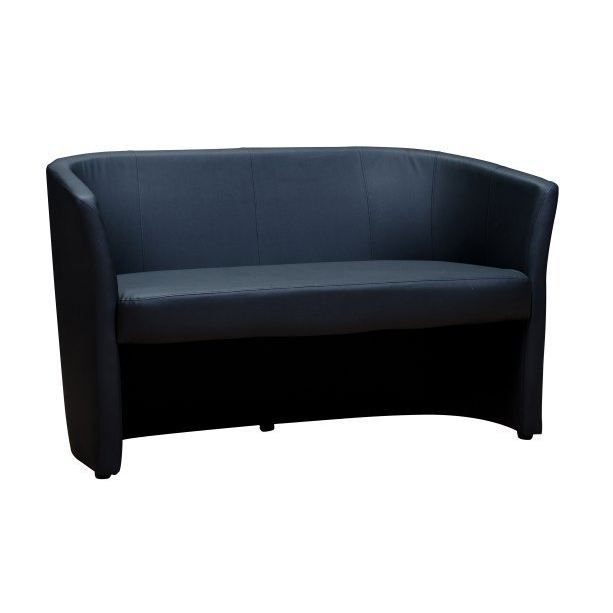 canap cabriolet 2 places melize achat vente canap sofa divan cdiscount. Black Bedroom Furniture Sets. Home Design Ideas