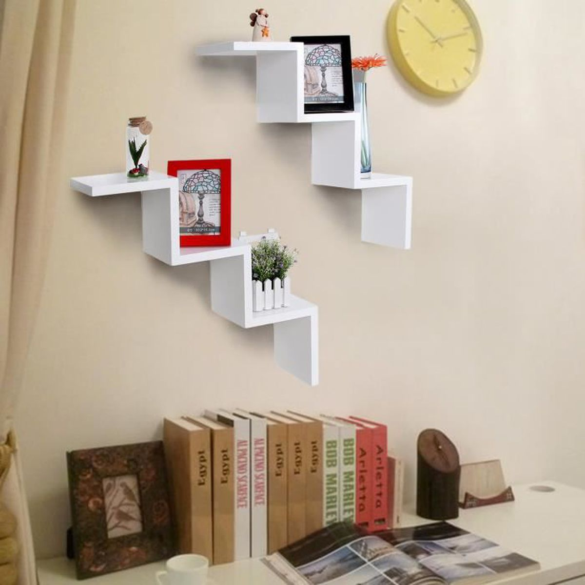 petite etagere a poser achat vente petite etagere a. Black Bedroom Furniture Sets. Home Design Ideas