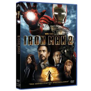 DVD FILM DVD Iron Man 2 - Marvel
