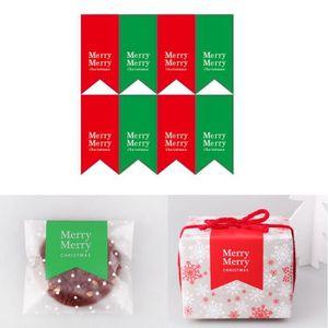 20 Feuille Étiquettes-Cadeaux de Noël Cerf arbre cadeau de Noël Emballage Cadeau Divers Designs