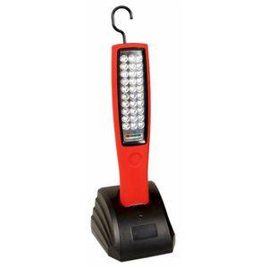 LAMPE DE POCHE Lampe baladeuse d'atelier - 30 Led