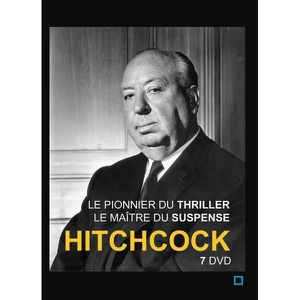 DVD FILM Alfred HITCHCOK    (Coffret 7 DVD)