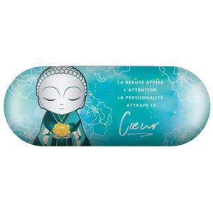 Little Buddha Ne la cherche pas en-dehors de toi-m/ême Marque-Page La paix vient de lint/érieur - Couleur Bleu Turquoise