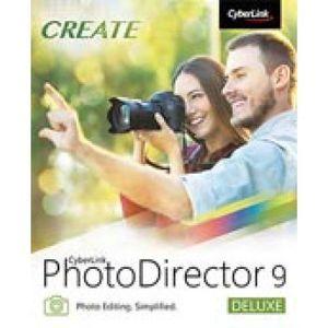 MULTIMÉDIA À TÉLÉCHARGER Logiciel Photo-Video-  PhotoDirector 9 Deluxe-(PC-