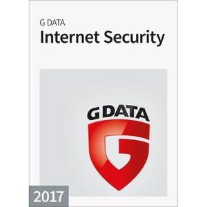 BUREAUTIQUE À TÉLÉCHARGER G Data Internet Security 2019 1 Poste / 1 An / Ver