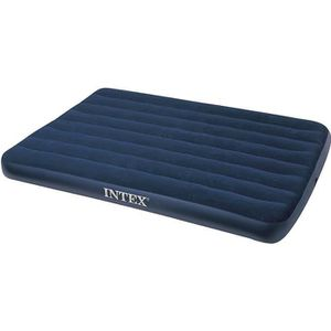 LIT GONFLABLE - AIRBED Intex - Lit gonflable 137 x 191 x 22cm - 2 places