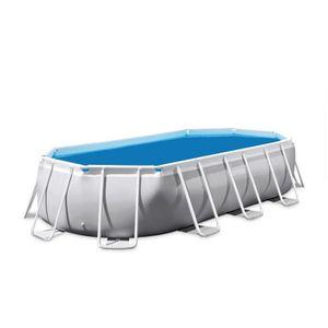 BÂCHE - COUVERTURE  Bâche à bulles renforcée pour piscine tubulaire ov