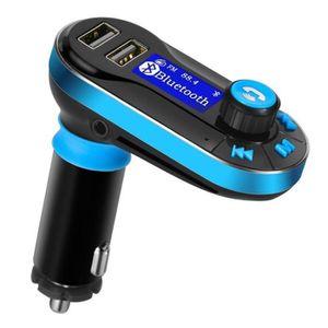 TRANSMETTEUR FM Transmetteur FM Bluetooth Voiture auto Main Libre