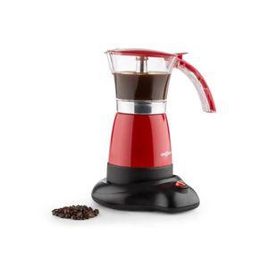 CAFETIÈRE oneConcept Funpresso Machine à expresso électrique