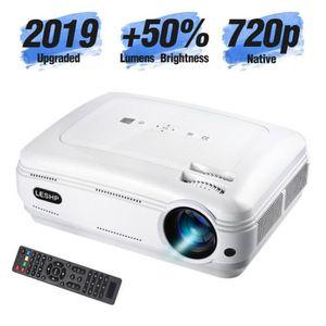 Vidéoprojecteur Vidéoprojecteur 720P Rétroprojecteur Portable 3200