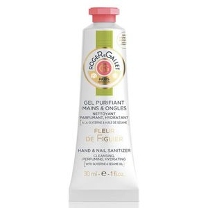 GEL HYDROALCOOLIQUE ROGER & GALLET GEL PURIFIANT FLEUR DE FIGUIER 30ML
