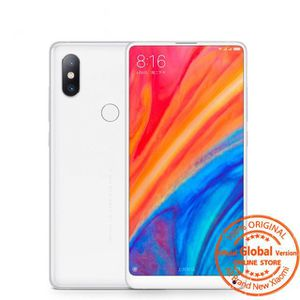 SMARTPHONE Xiaomi Mi Mix 2S 6+128Go Global Version Blanc