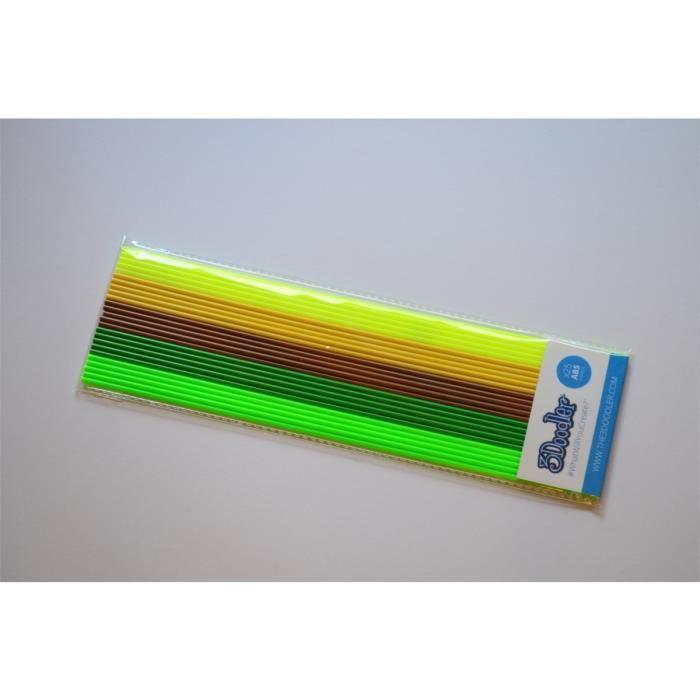3Doodler Cartouche de filament Abs