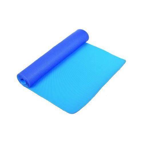 FA Sports Yogiplus Matelas de yoga PVC Bleu/Turquoise 173 x 61 x 0,6 cm