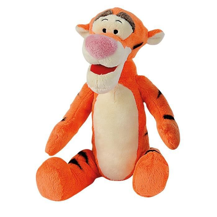 Simba 6315872674 – Disney Winnie l'Ourson Peluche Tigrou 35 cm