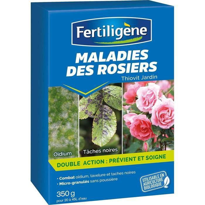 Fertiligène Maladies des Rosiers Concentré, 350gr 1117
