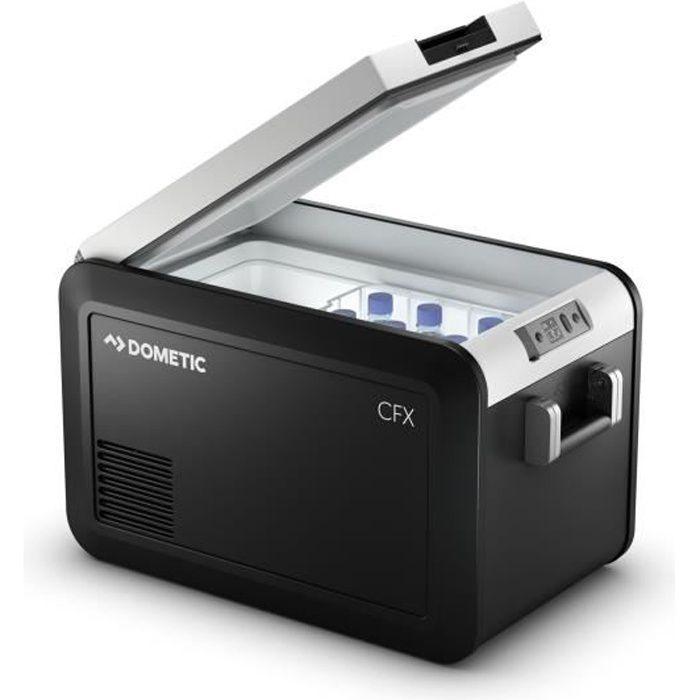 Réfrigérateur Portable à Compresseur Dometic CFX3 35 - 36 litres Température de -22°C à +10°C fonctionnant 12/24 et 110/240V