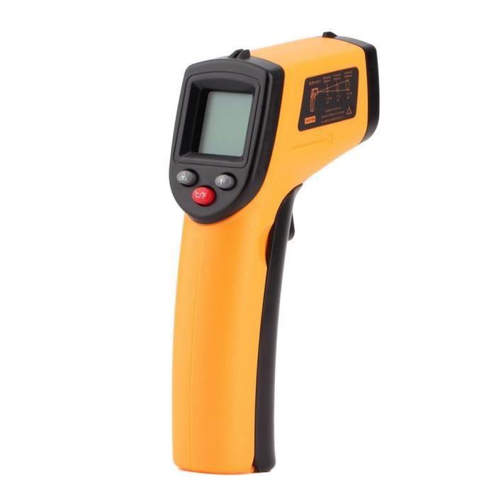Température LCD Laser IR Numérique Thermomètre Infrarouge point GM320 -50 ~ 330 ºC sans contact