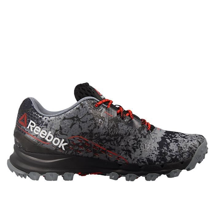 Chaussures Reebok All Terrain Super O Dustblackredsmky