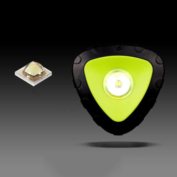 Solaire Led Camping Lanterne Lumières Pliable Portable Rechargeable Batterie Lampe de Poche Imperméable NEON - ECLAIRAGE LED