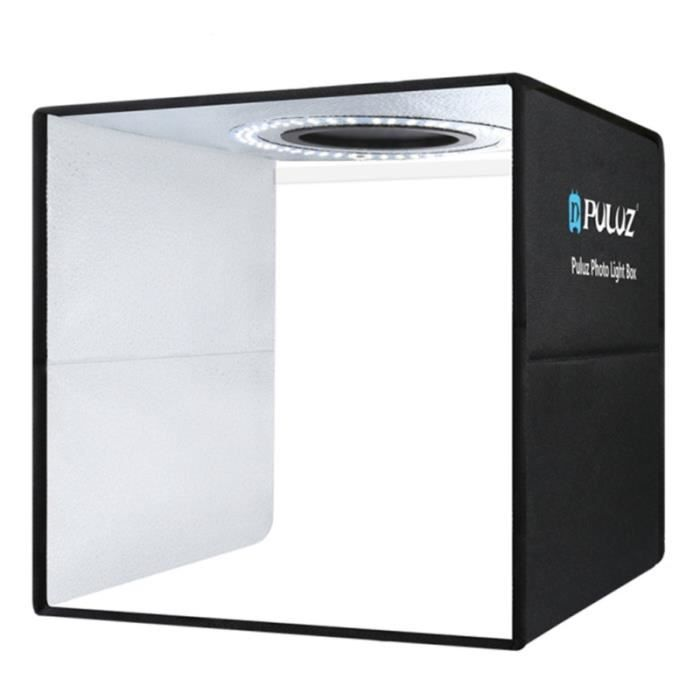 1 Set Bague de pliage Boîte de lumière Studio photo Kit pour Home boite de lumiere studio photo - eclairage