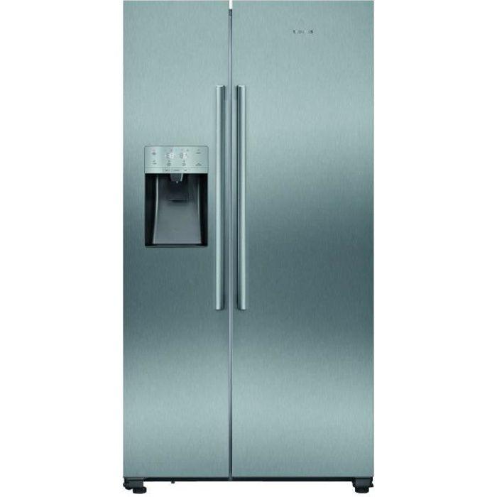 Siemens - Réfrigérateur Américain 91Cm 533L A+ No Frost Inox - Ka93Dvifp