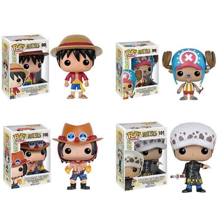 Funko Pop One Piece Figurine Collection jouet