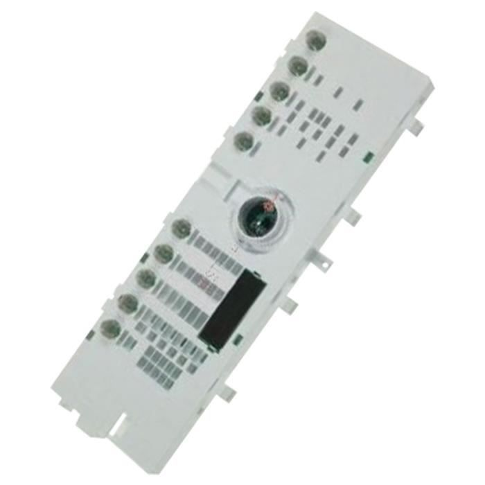 Module de commande (296878-31794) - Lave-linge - WHIRLPOOL, BAUKNECHT (20345)