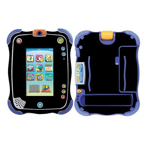 Skin Stickers Pour Vtech Storio 2 Sticker Noir Intense
