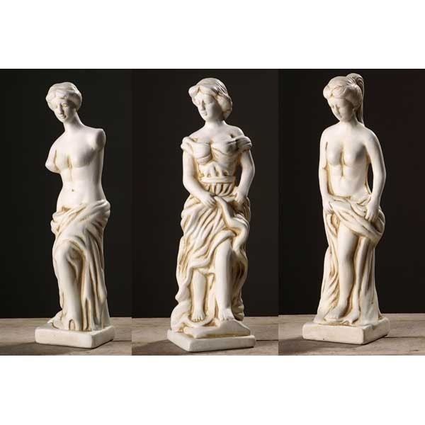 model sans bras statue decoration jardin ou s achat vente statue statuette cdiscount. Black Bedroom Furniture Sets. Home Design Ideas