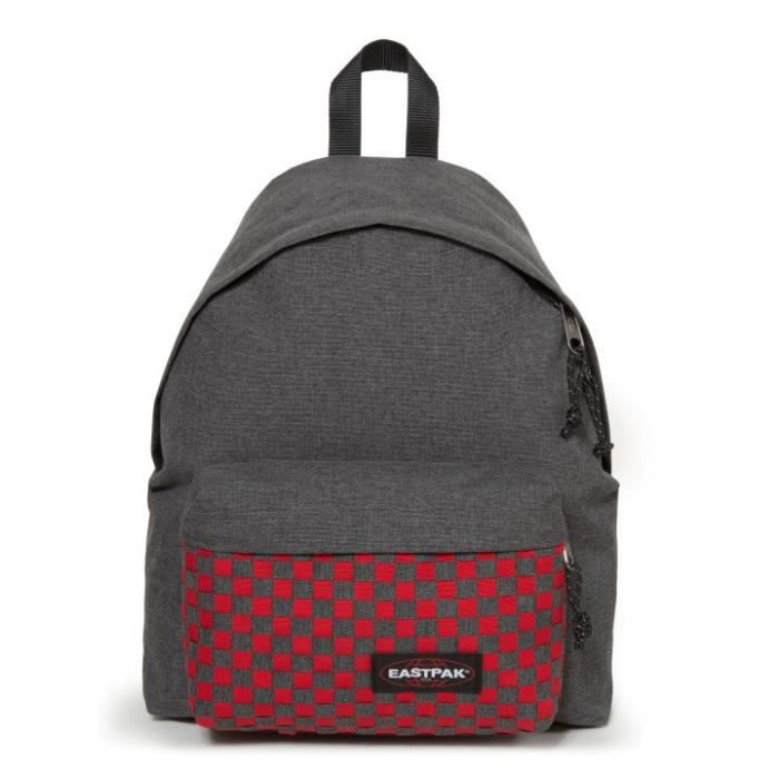 Coloris Red Padded Weave Pak'r Sac À Dos Eastpak T3J5uclFK1