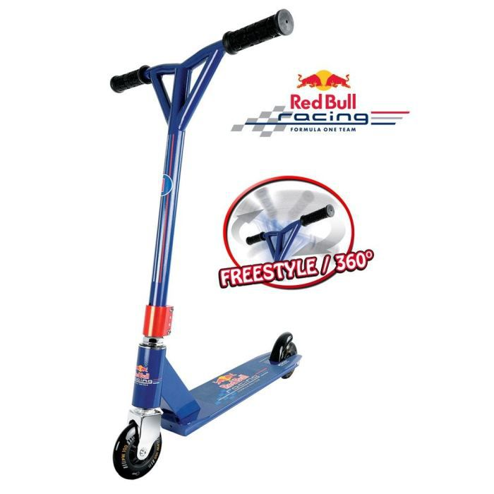 red bull trottinette freestyle pro wheels 100 achat vente patinette trottinette cdiscount. Black Bedroom Furniture Sets. Home Design Ideas