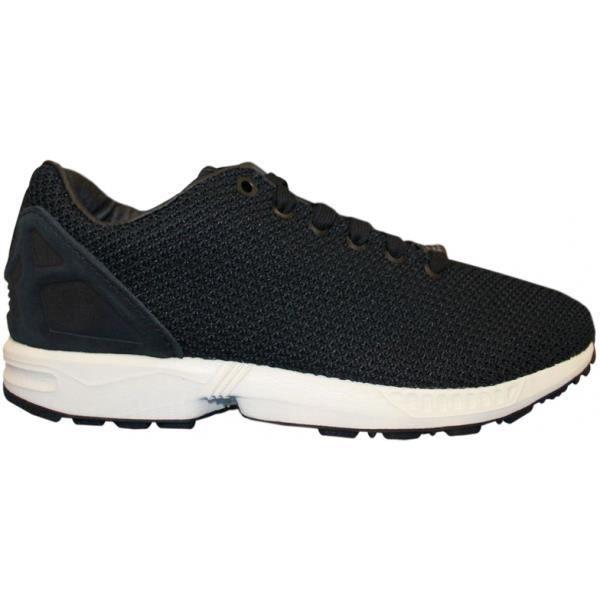 Sneaker Adidas ZX Flux blau beige 41 13