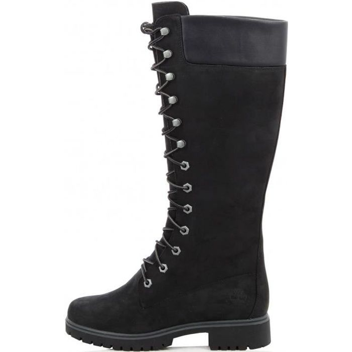 bottes timberland noires