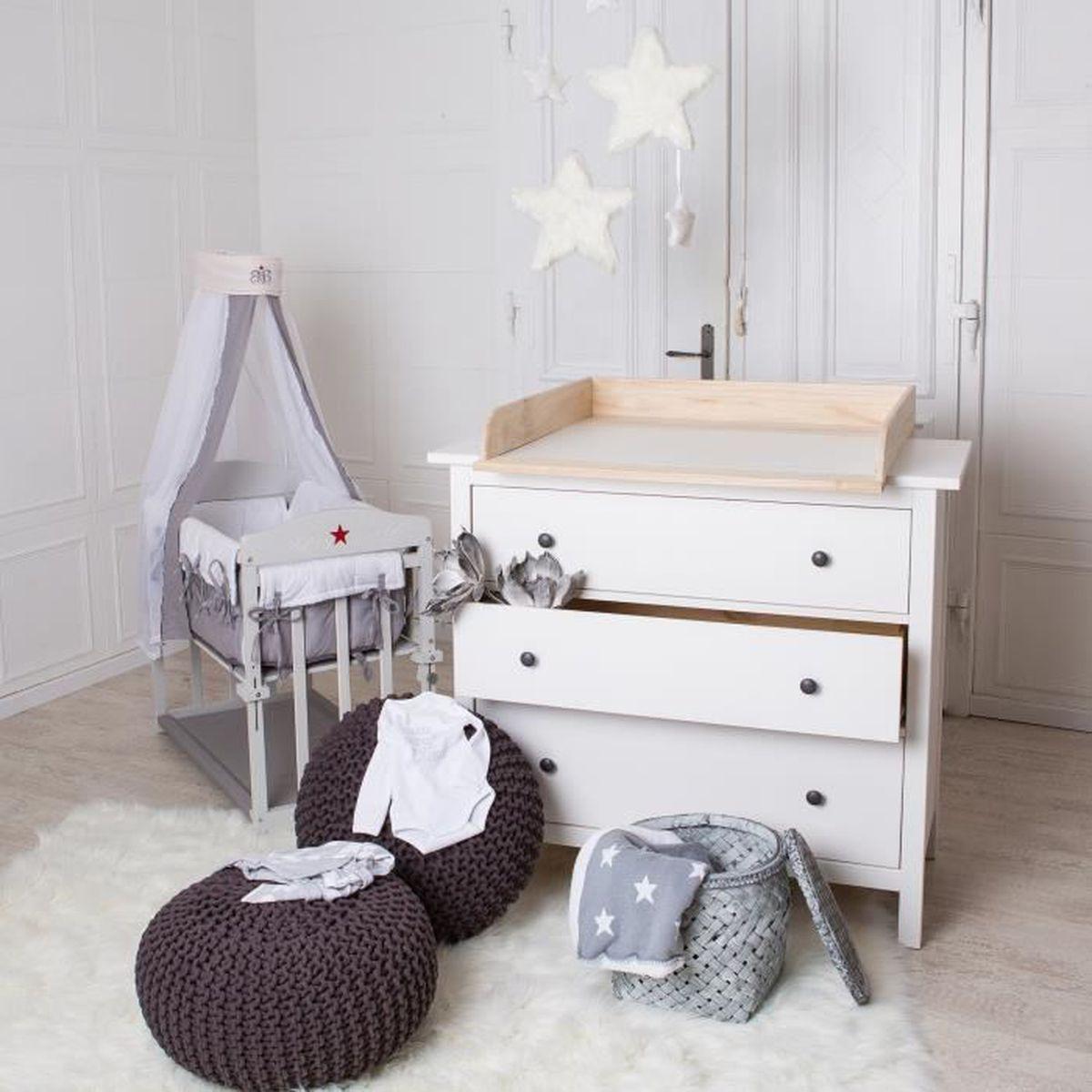 Table à Langer Fixation/Top pour commode IKEA Malm Le change ...