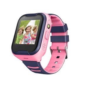 MONTRE CONNECTÉE A36E Smart Kids Montre 4G Wifi GPS Tracker Watch P