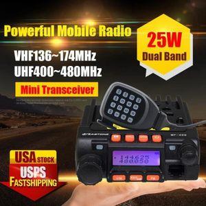 TALKIE-WALKIE Mp-300 20 W Mini Moblie Radio Bibande Vhf & Uh